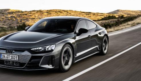 Audi e-tron GT : l'icône d'Ingolstadt