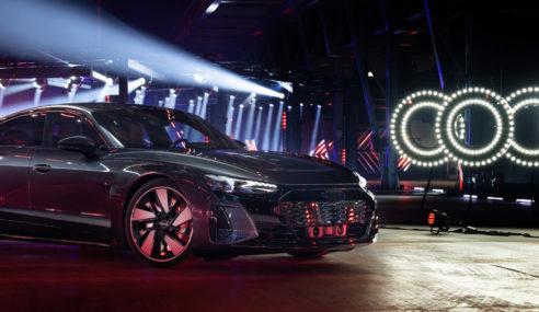 Audi e-tron GT – Design et technologie