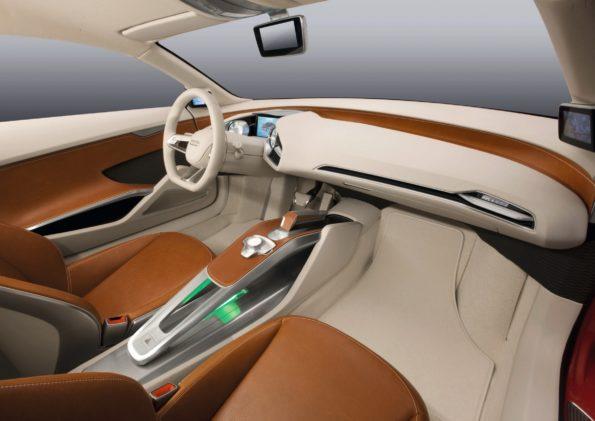 Audi e-tron - Habitacle