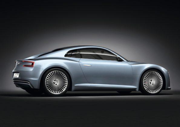 Audi e-tron Concept Detroit