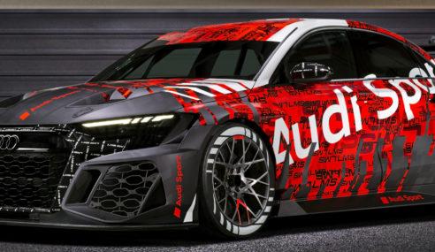 Nouvelle Audi RS 3 LMS : cap vers la victoire