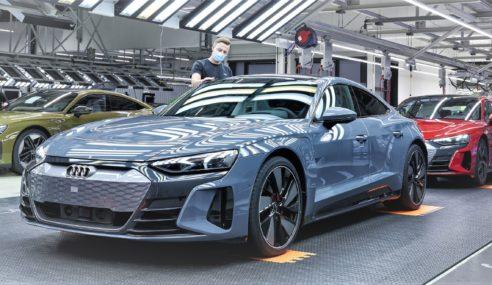 Audi rend sa production toujours plus verte