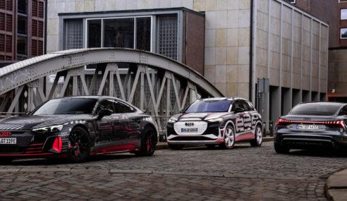 Audi Q4 e-tron : le début d'une nouvelle ère