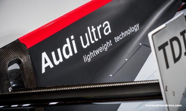 Audi R18 TDI Ultra - Art & Revs