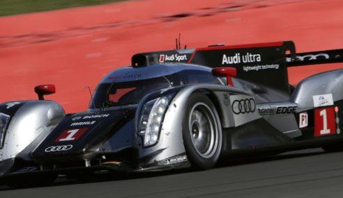 Une Audi R18 TDI Ultra dans votre garage ?