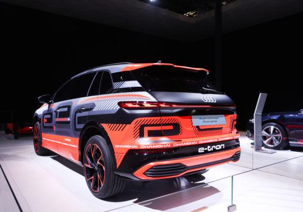 Concept Audi Q6 e-tron - Salon de Shanghai