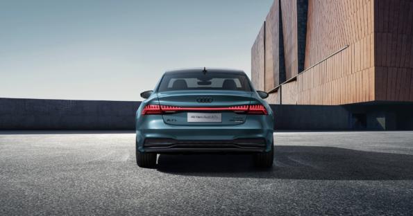 Audi A7L - Auto Shanghai 2021