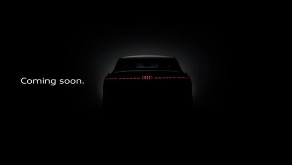 Future Berline Audi e-tron