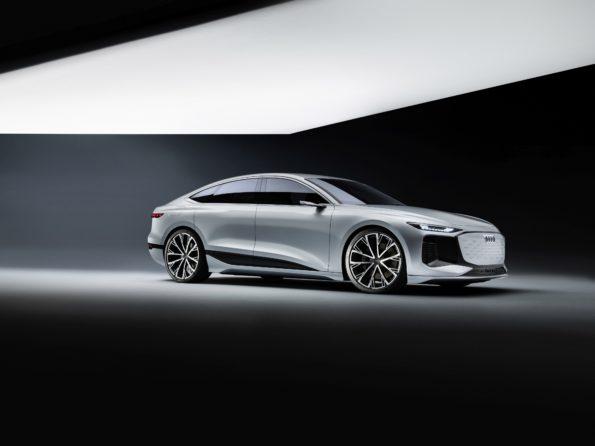 Audi A6 e-tron concept - 3/4 Avant