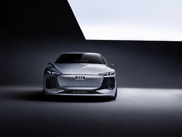 Audi A6 e-tron concept - Face Avant