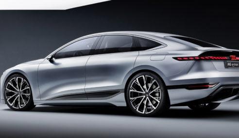 Audi A6 e-tron concept – Le chaînon manquant