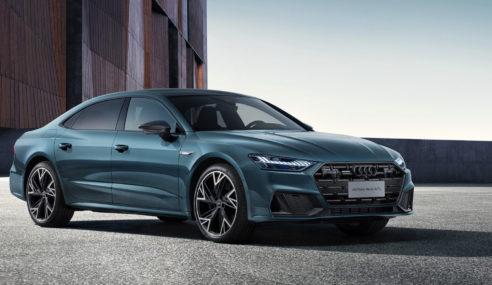 Audi A7L : pour le marché asiatique
