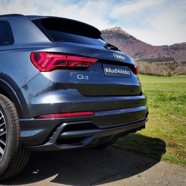 Audi Q3 45 TFSI e - Detail
