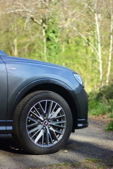 Audi Q3 45 TFSI e - Détail roue