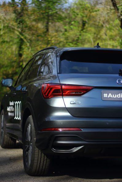 Audi Q3 45 TFSI e - Arrière