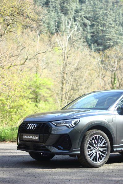 Audi Q3 45 TFSI e - Face 3/4 avant
