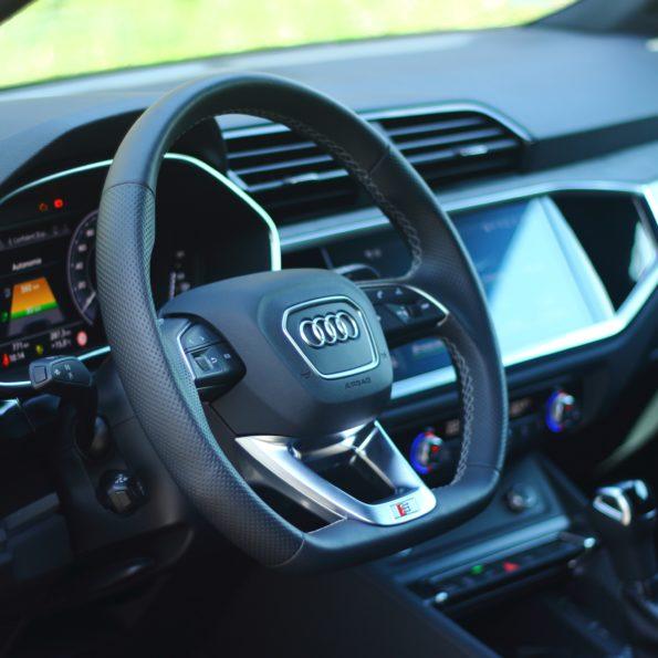 Audi Q3 45 TFSI e - Habitacle