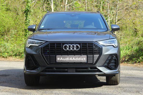 Audi Q3 45 TFSI e - Face Avant