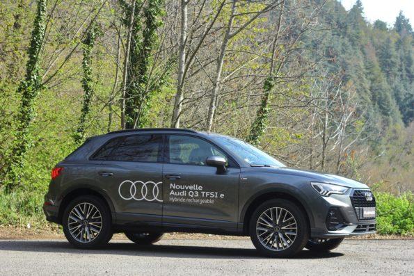 Audi Q3 45 TFSI e - Profil