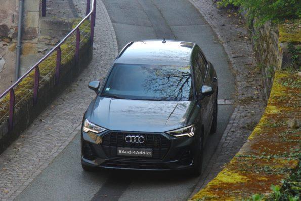 Audi Q3 45 TFSI e - 3/4 Avant
