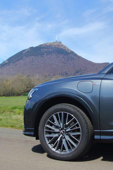 Audi Q3 45 TFSI e - Profil Avant