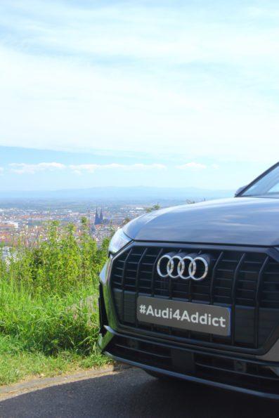 Audi Q3 45 TFSI e - Détail face Avant