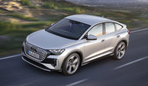 Audi Q4 e-tron : revue technologique