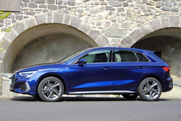 Audi A3 Sportback 40 TFSI e - Profil