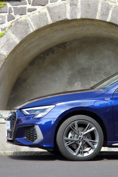 Audi A3 Sportback 40 TFSI e - Détail avant
