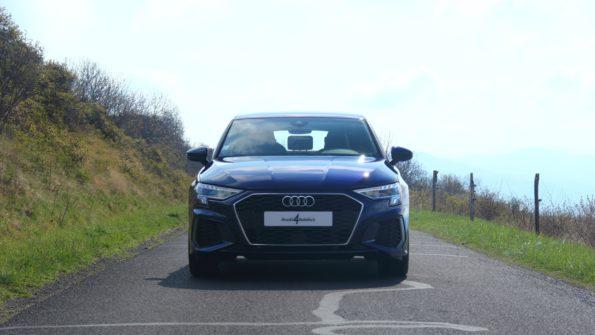 Audi A3 Sportback 40 TFSI e - Face avant