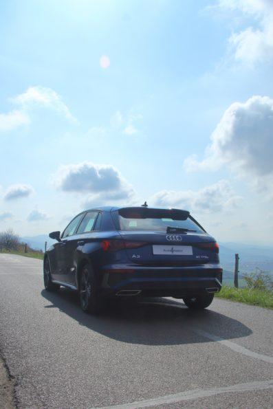 Audi A3 Sportback 40 TFSI e - 3/4 Arrière