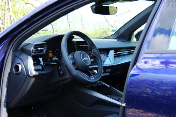 Audi A3 Sportback 40 TFSI e - Habitacle