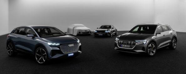 Portfolio Audi e-tron