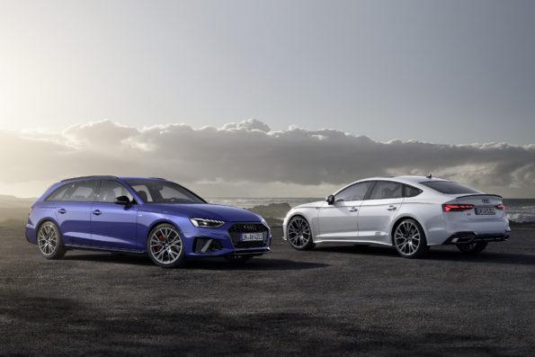 Audi A4 Avant S line competition plus / Audi A5 Sportback S line competition plus