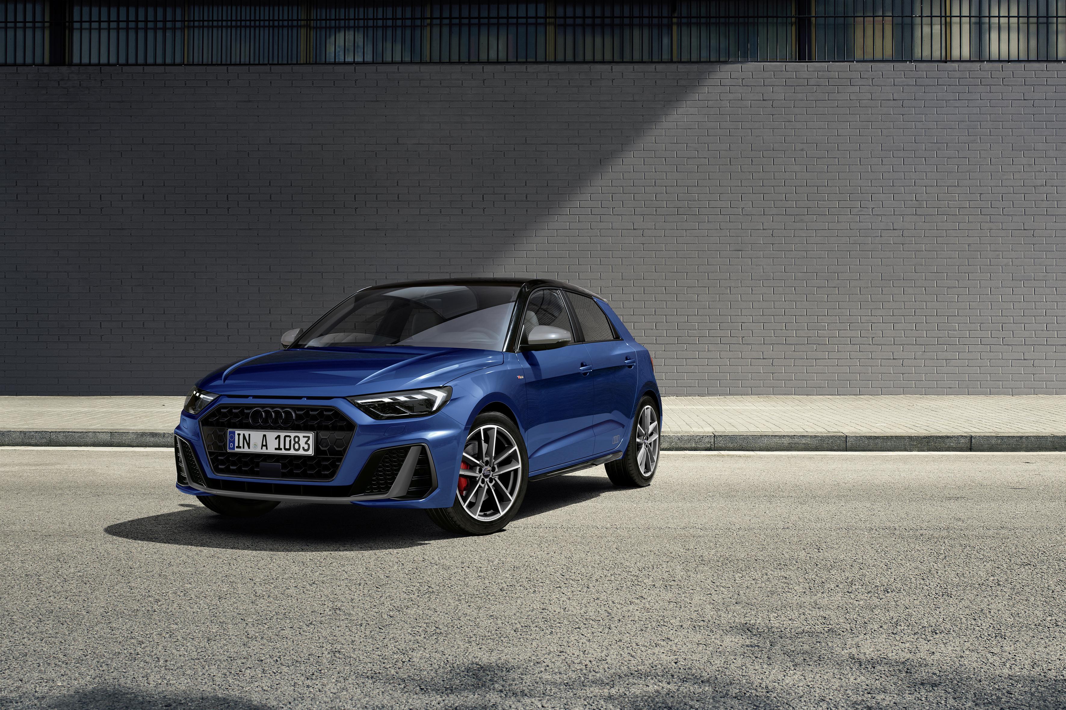 Audi A1 S line competition plus