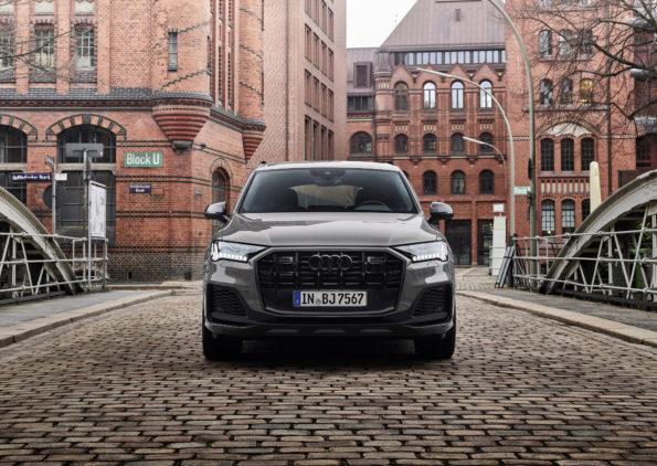 Audi Q7 competition plus