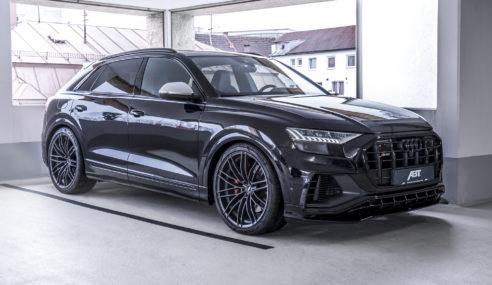 ABT augmente SERIEUSEMENT la puissance de l'Audi SQ8