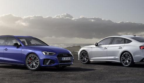 Audi met à jour certains de ses modèles pour 2022