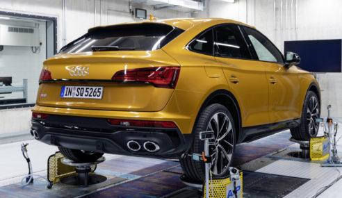 Aucun répit pour les sons parasites chez Audi