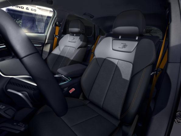 Audi e-tron Sportback S line black edition - Interieur
