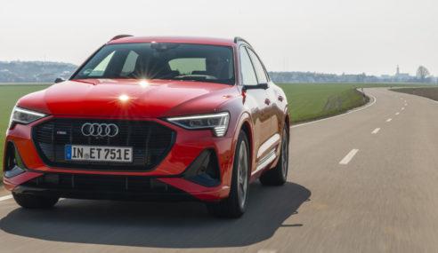 Audi e-tron : le cap des 100 000 est dépassé