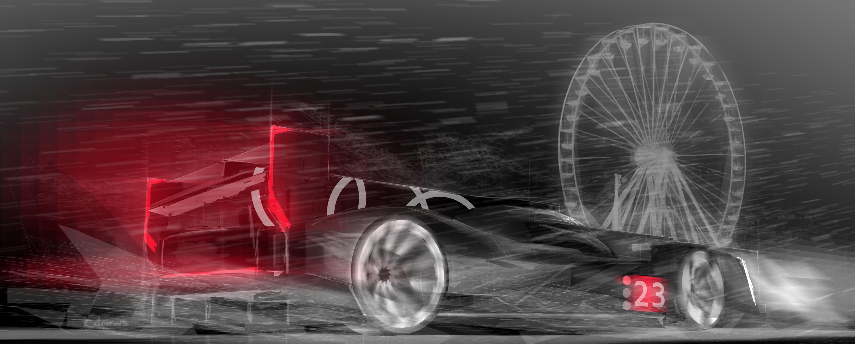 Audi LMDh concept