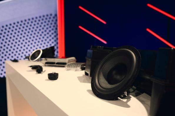 Audi TechTalk - Son et Acoustique - Enceintes
