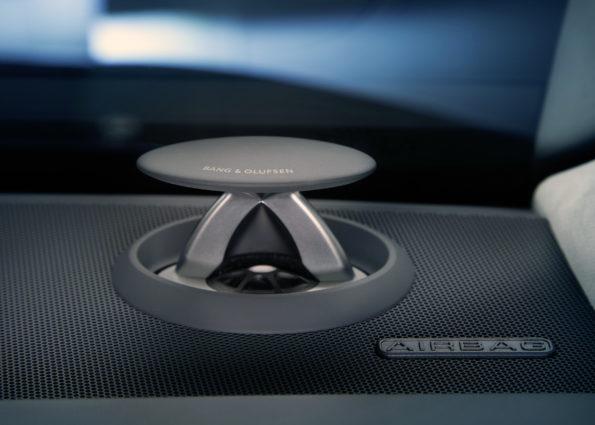 Audi TechTalk - Son et Acoustique - Tweeter Bang & Olufsen