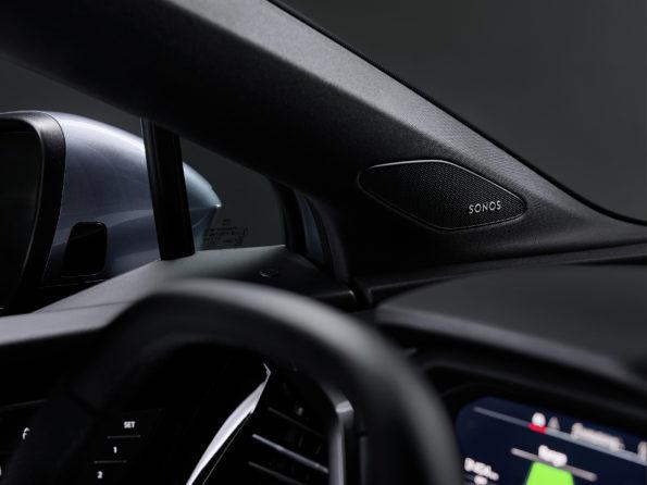 Audi Q4 e-tron - SONOS Premium sound system
