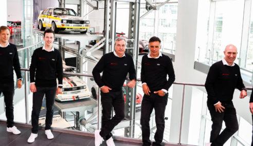 Audi Dakar 2022 : des pilotes de rêve