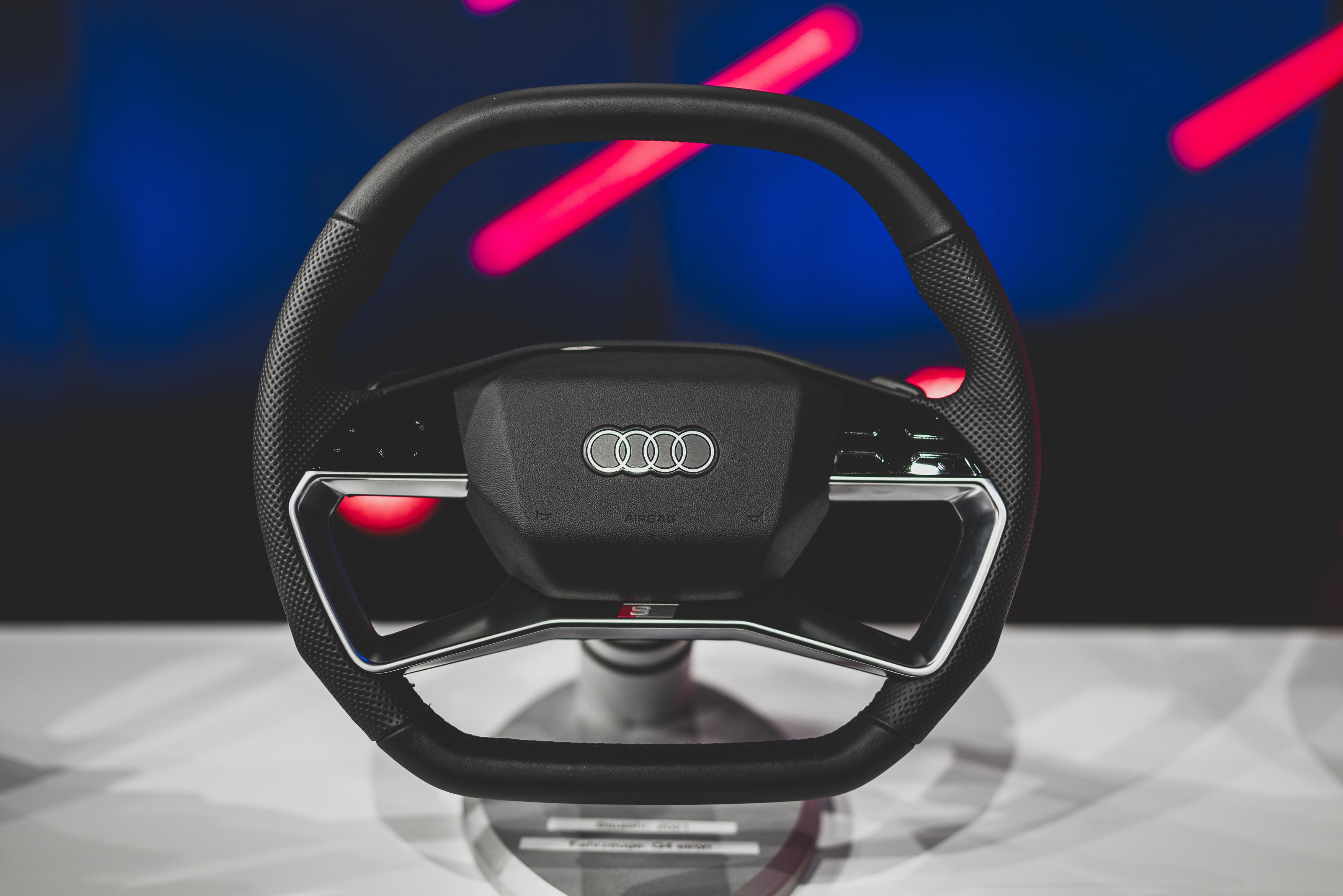 Volant Audi Q4 e-tron