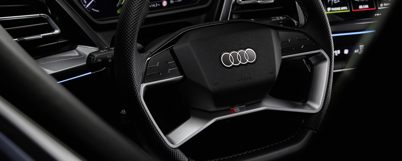 Audi Q4 e-tron - Habitacle