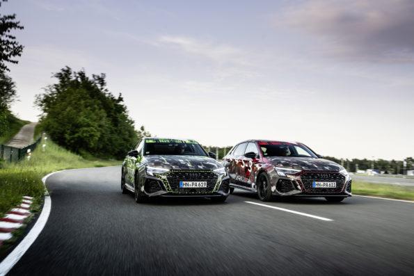 Audi RS 3 Berline et Audi RS 3 Sportback