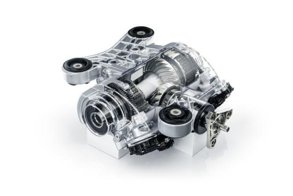 Audi RS 3 - Torque Splitter
